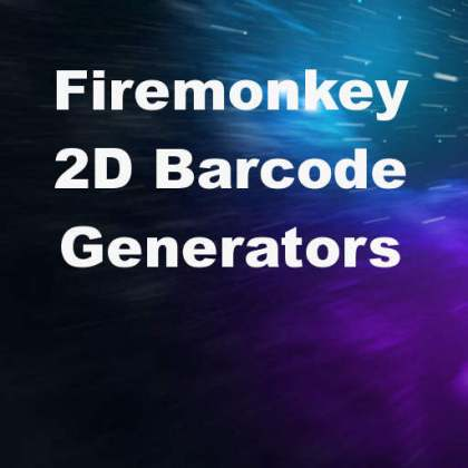WINSOFT Barcode for FireMonkey 2.6 Free Download