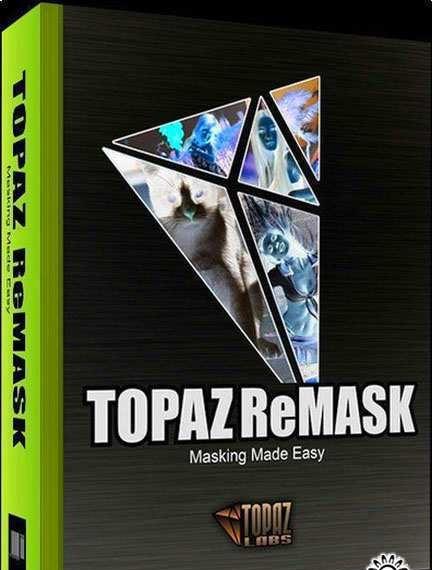 Topaz ReMask 5.0.1 Pc Free Download