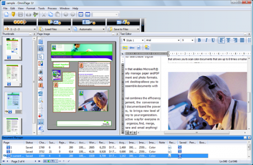 Nuance OmniPage Professional 17.1 Free Download