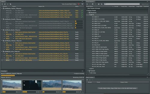 Adobe Media Encoder CC 2017 11.1.2.35 Free Download