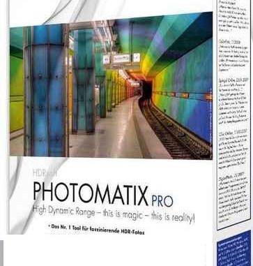 Photomatix Pro 6.0 Free Download