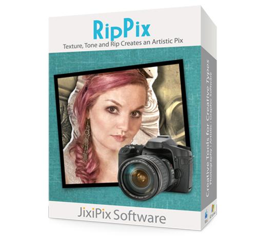 JixiPix RipPix 1.0.4 ۤFree Download