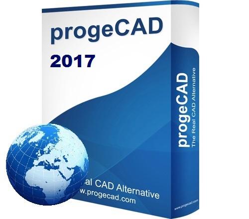 ProgeCAD Professional 2017 Free Download