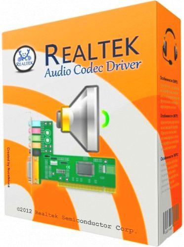 Realtek High Definition Audio Drivers 6.0.1.8169 WHQL Download