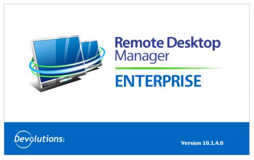 Remote Desktop Manager Enterprise 12.5.6.0 Free Download