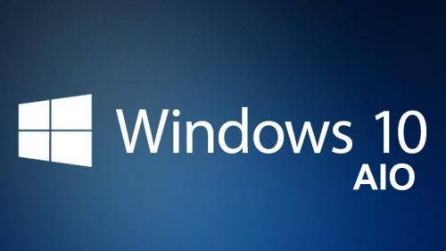 Windows 10 AIO x86/x64 June 2017