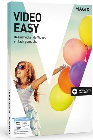 MAGIX Video Easy 6.0 Free Download