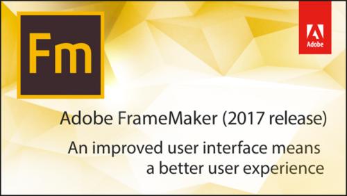 Adobe FrameMaker 2017 Free Download