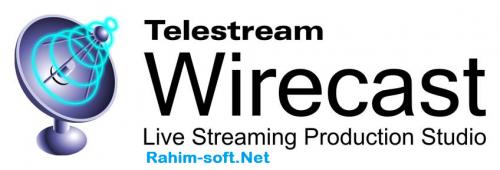 Telestream Wirecast Pro 7.7.0 x64 Free Download