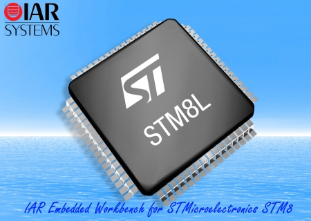 IAR Embedded Workbench for STM8 3.10.1 Free Download