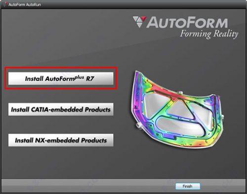 AutoForm Plus R7.0.1.9 Free Download