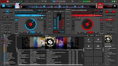 VirtualDJ Pro Infinity 8.2.3780 Free Download