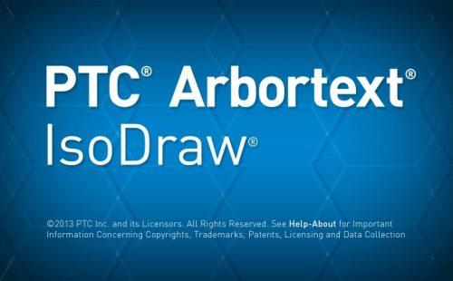 PTC Arbortext IsoDraw CADprocess 7.3 M080 Download