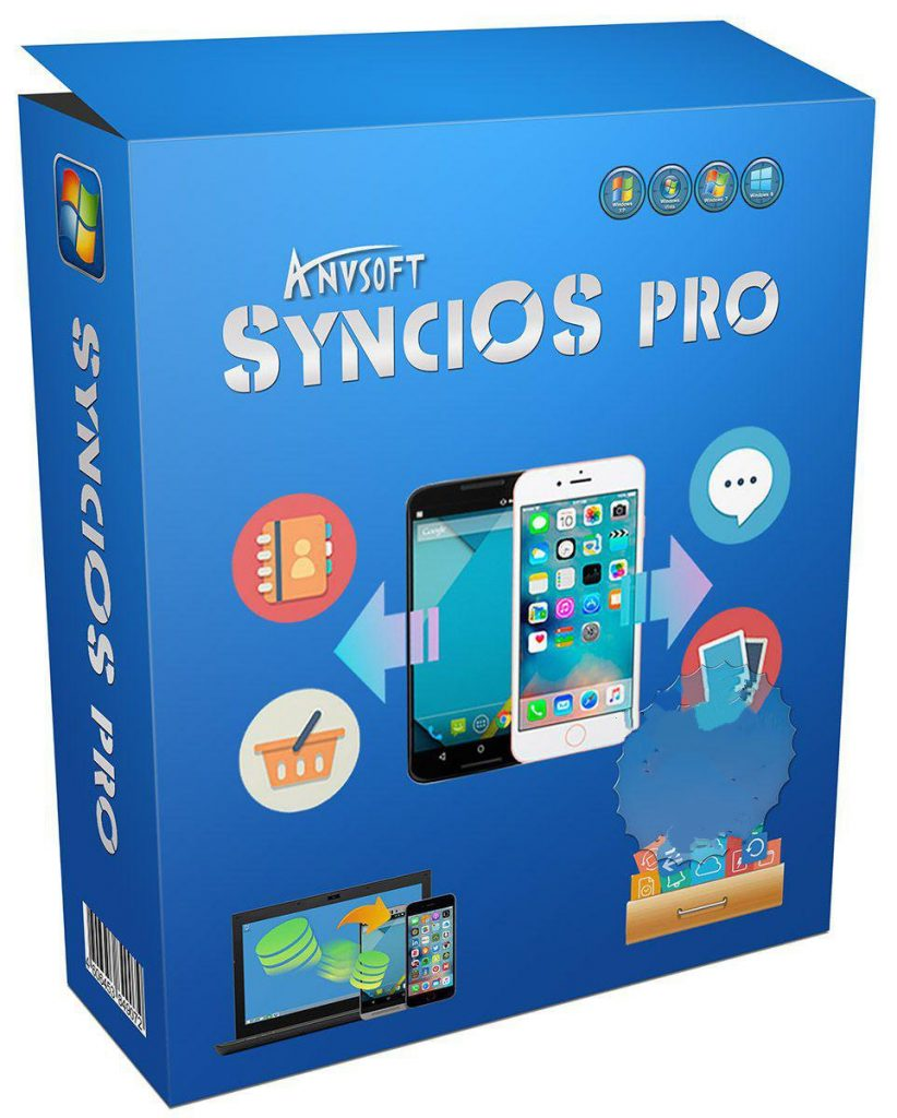 Anvsoft SynciOS Pro 6.2.0 Multilingual Free Download