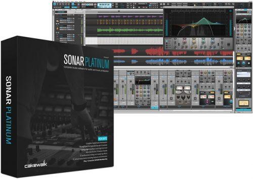 Cakewalk SONAR Platinum 23.6.0.21 Free Download