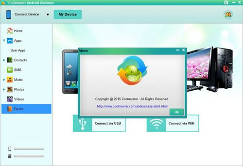 Coolmuster Android Assistant 4.1.11 Free Download