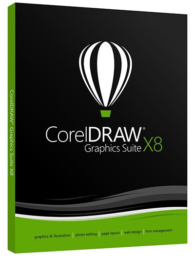 CorelDraw X8 18.1.0.661 Free Download