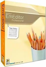 Emurasoft EmEditor Professional 17.0.1 Free Download