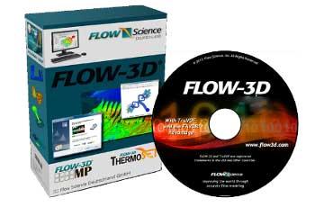 Flow Science FLOW-3D 11.2 Free Download