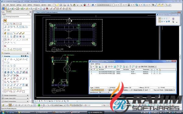Free Download Bentley MicroStation V8i 3D