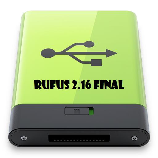 Rufus 2.16 Final Free Download
