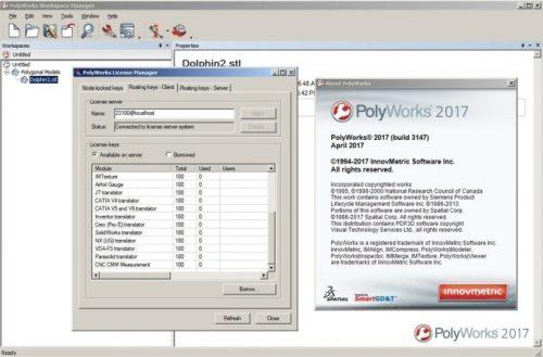 PolyWorks 2017 IR3 Free Download