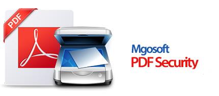 Mgosoft PDF Security 9.6.3 Portable Free Download