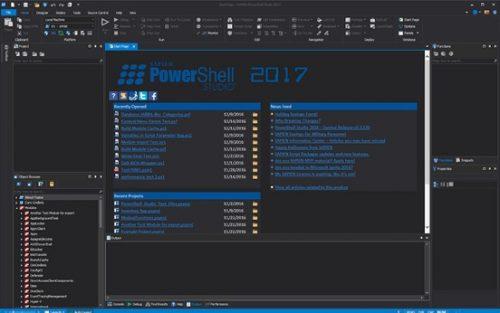 PowerShell Studio 2017 Free Download