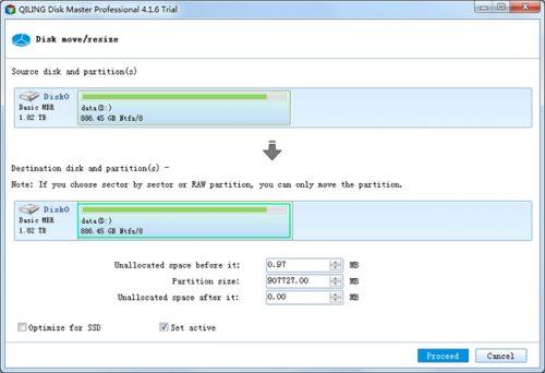 QILING Disk Master Professional 4.3 Free Download