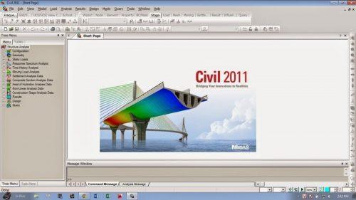 Download midas civil 2011 full crack