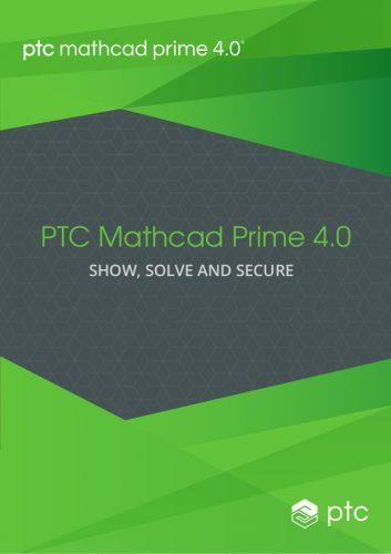 PTC Mathcad Prime 4.0 M010 Free Download