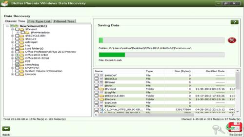 Stellar Phoenix Windows Data Recovery Pro 7.0.0.2 Free Download