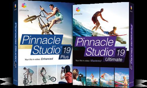 Pinnacle Studio Ultimate 19.5.0 With Premium Packs Download