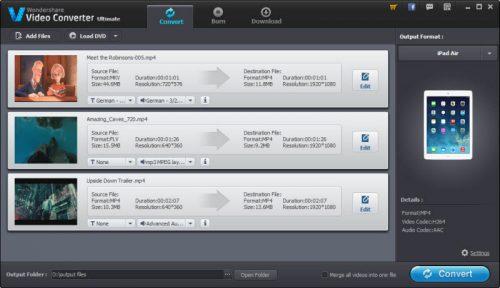 Wondershare Video Converter Ultimate 10.0 Free Download