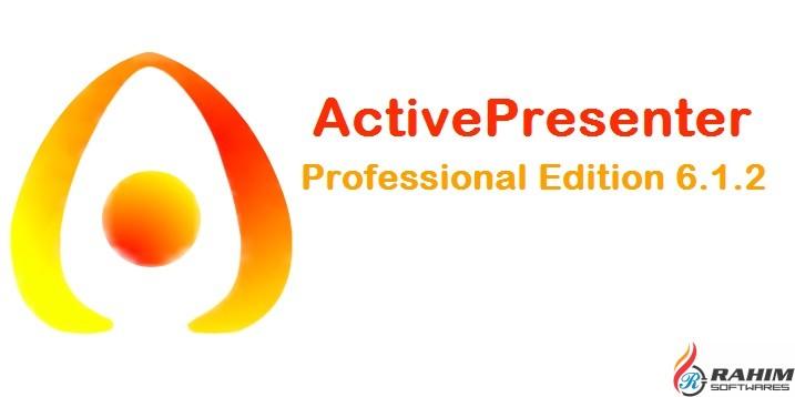 ActivePresenter Professional Edition 6.1.2 Portable Free Download