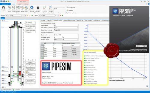 Schlumberger PIPESIM 2015.2 Free Download