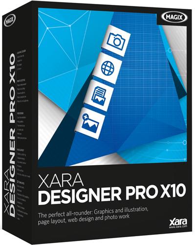 Xara Page & Layout Designer 10.1.3.35257 Free Download