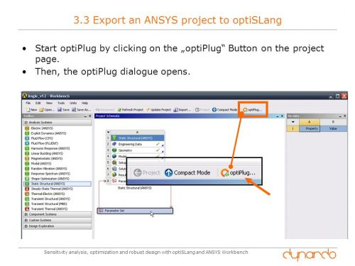 ANSYS optiSLang 6.1.0 Free Download