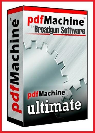 Broadgun pdfMachine Ultimate 15.05 Free Download