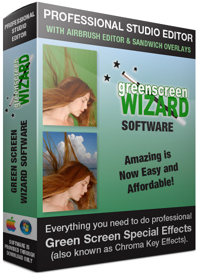 Green Screen Wizard Professional 9.6 Free Download