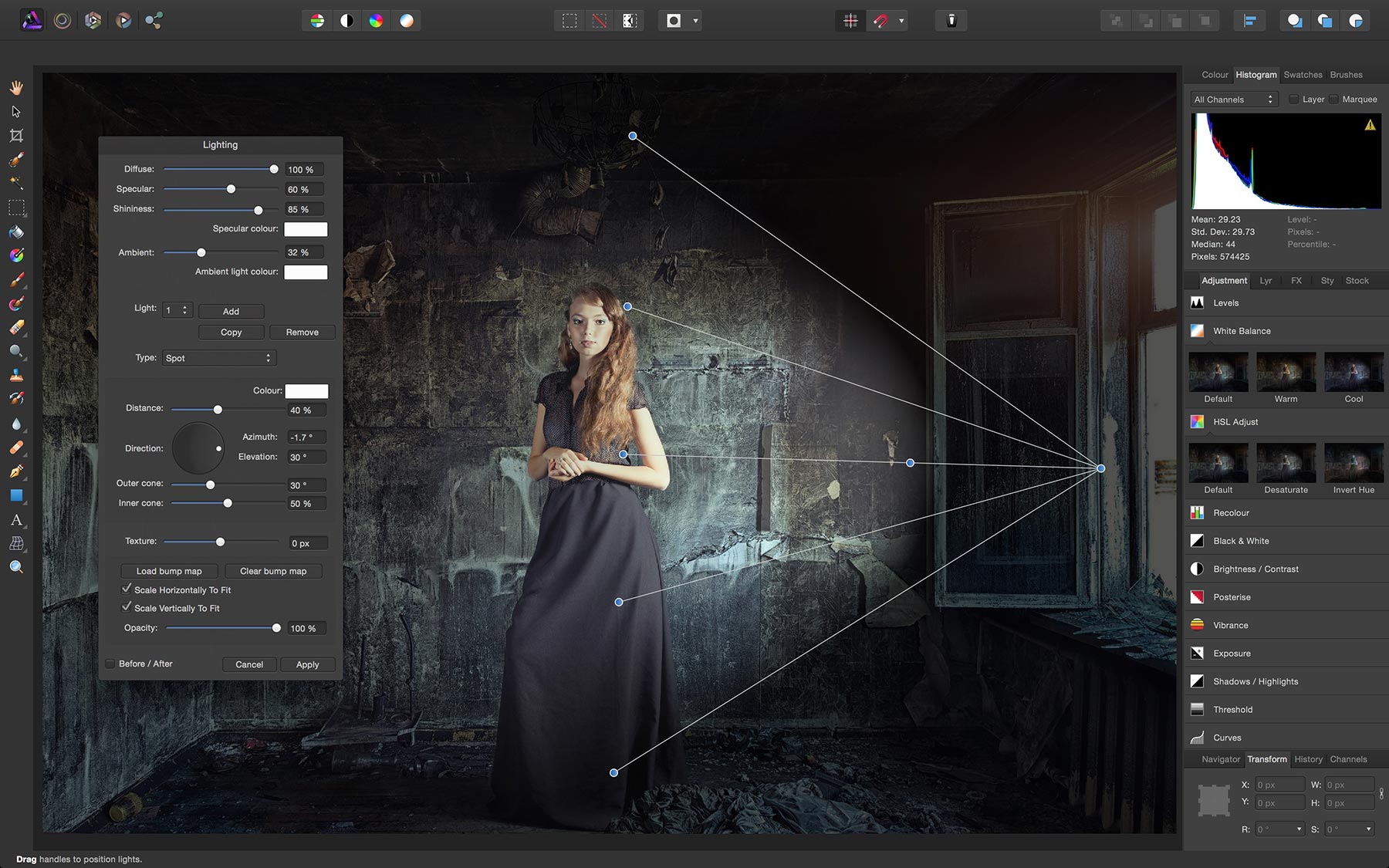 Serif Affinity Photo 1.5.2.69 Portable Free Download
