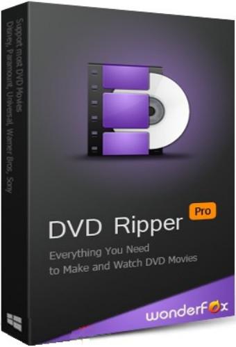 WonderFox DVD Ripper Pro 8.6 Free Download