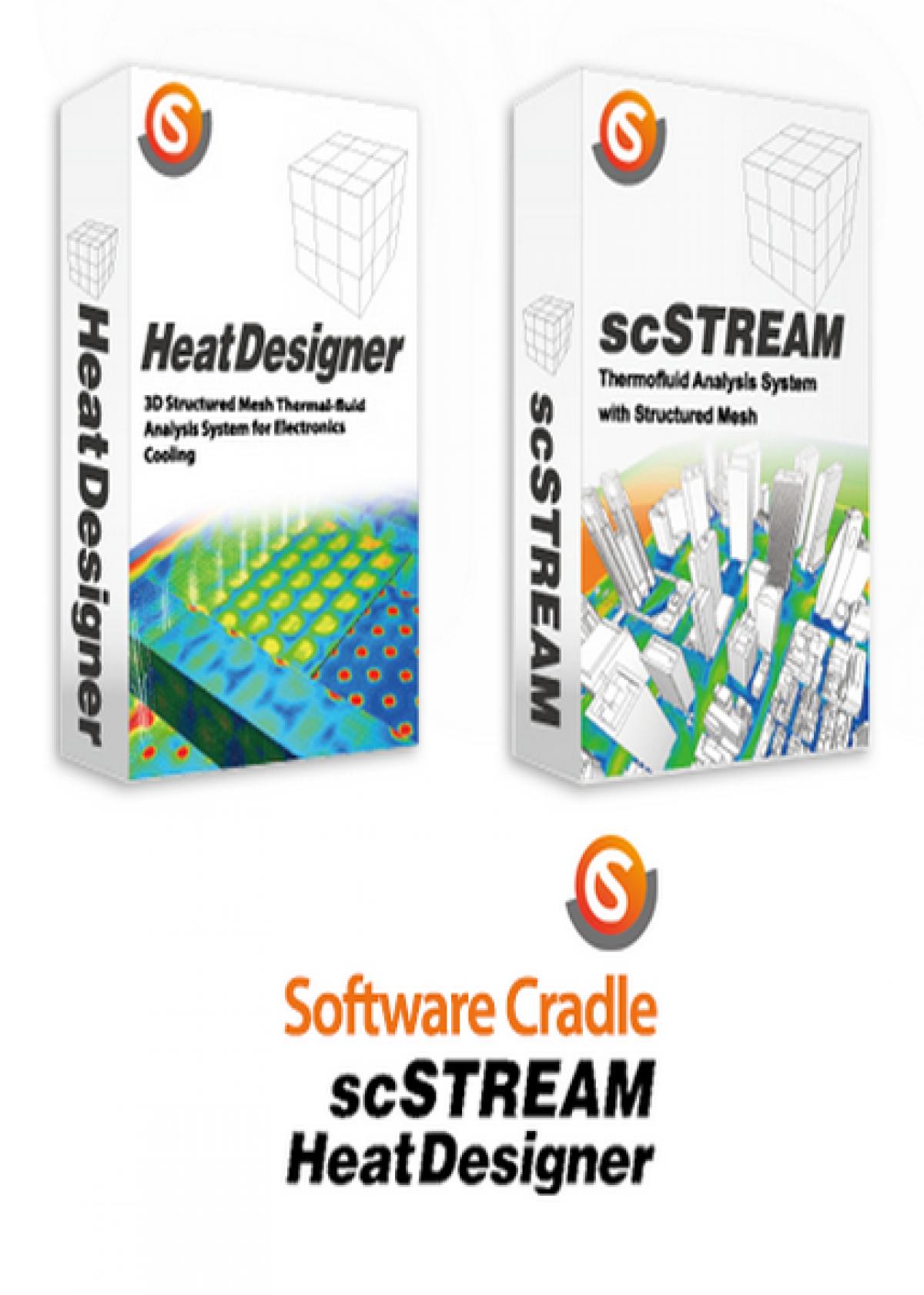 Software Cradle Scstream Heatdesigne 13 0 Free Download