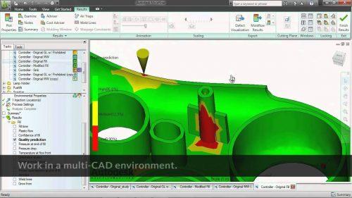 Autodesk MoldFlow Insight Ultimate 2017