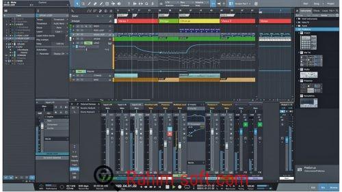 PreSonus Studio One Pro 3.5.2 Free Download
