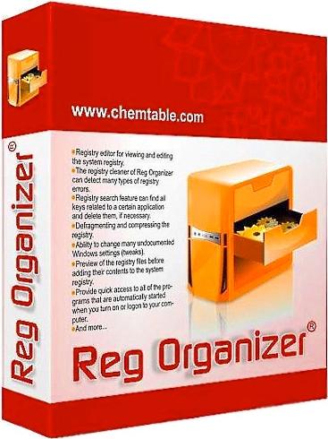 Reg Organizer 7.80 Final Portable Free Download
