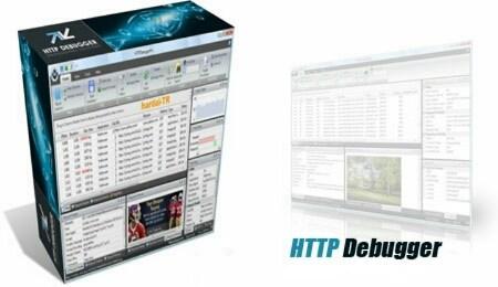 HTTP Debugger Pro 8.7 DC 05.09.2017 Free Download