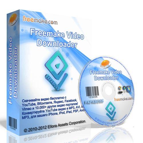 Freemake Video Downloader 3.1.0.1 Portable Free Download
