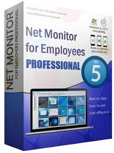 EduIQ Net Monitor for Employees Professional 5.5.1 Free Download