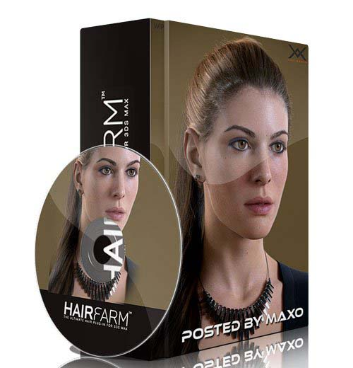 Hair Farm Professional 2.4.1.161 ۤFor 3DsMax 2016 Free Download